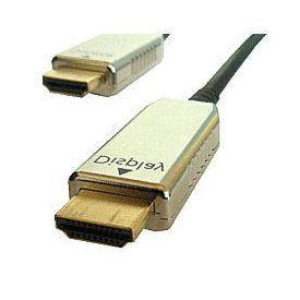 【新品/取寄品/代引不可】モニタ延長ユニット一体型光延長ケーブル30m HMA01-30