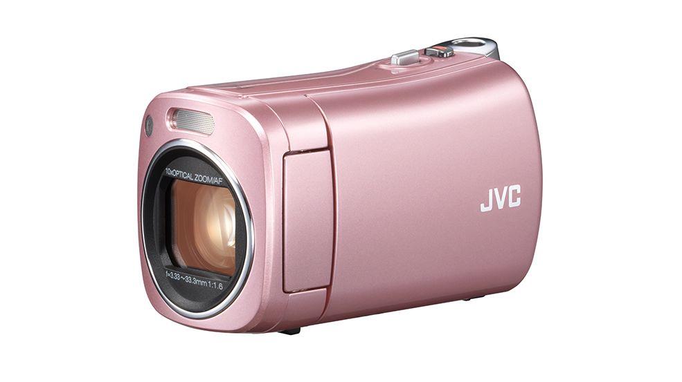 【新品/取寄品/代引不可】ハイビジョンメモリームービー エブリオ GZ-N1-P ピンク