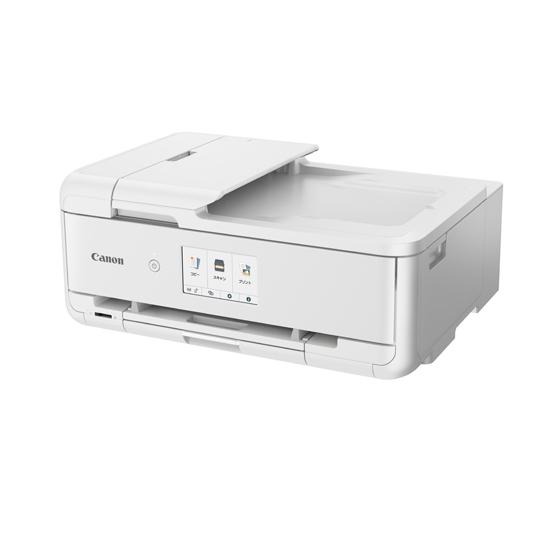 【新品/取寄品/代引不可】インクジェット複合機 TR9530 ホワイト