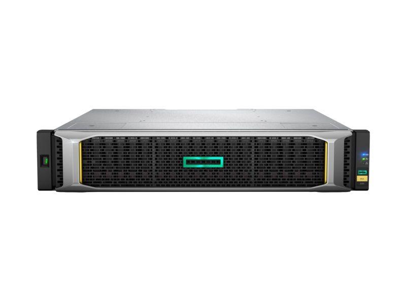 【新品/取寄品/代引不可】MSA 2052 SAS デュアルコントローラー 2.5型ドライブ ストレージ (SSD x 2) Q1J31A