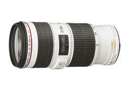 【新品/取寄品】Canon EF70-200mm F4L IS USM