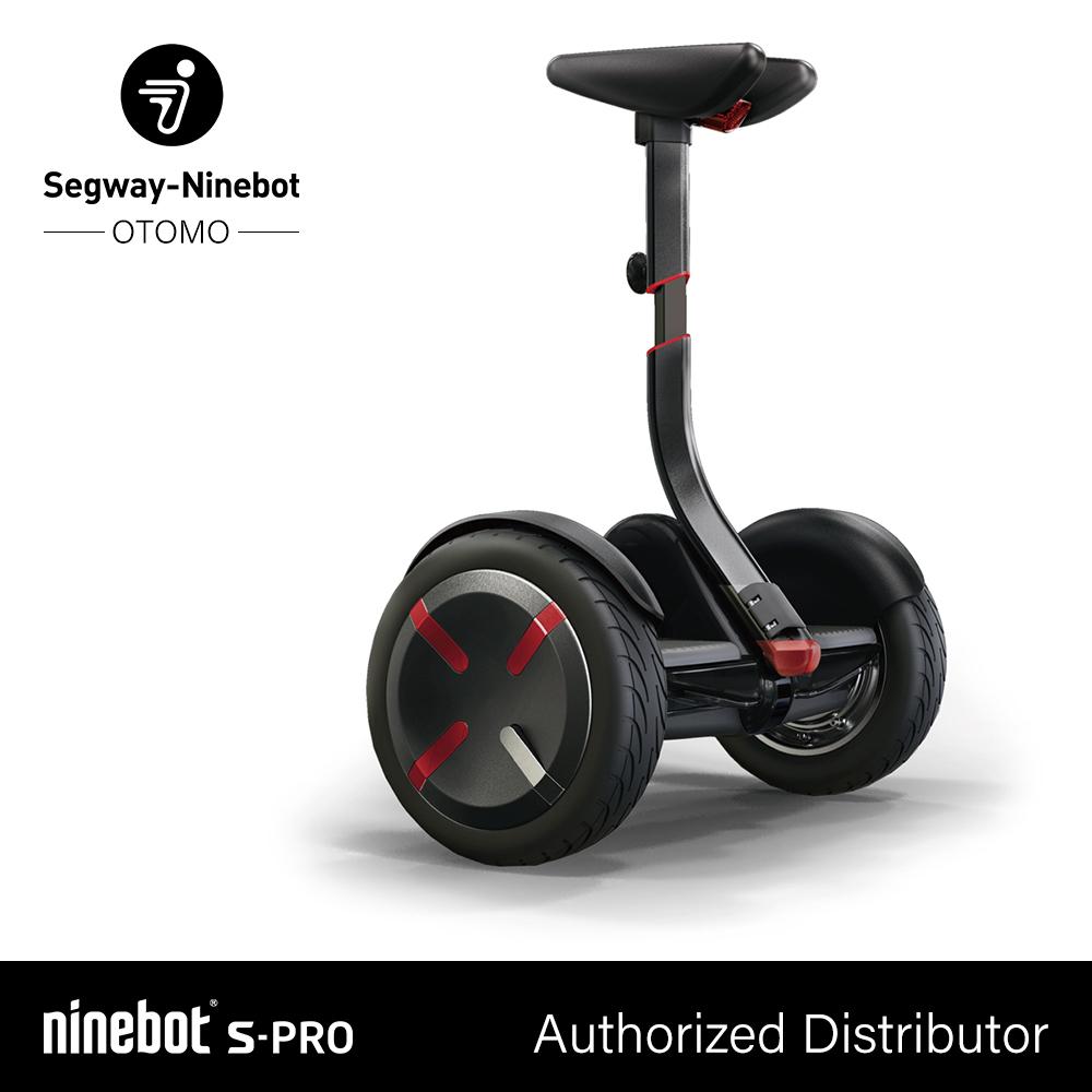 【新品/取寄品/代引不可】Ninebot S-Pro ブラック (46941) ナインボット パーソナルモビリティ【北海道・沖縄・離島配送不可】