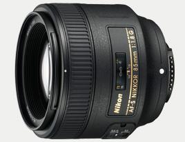 【新品/取寄品/代引不可】Nikon AF-S NIKKOR 85mm f/1.8G