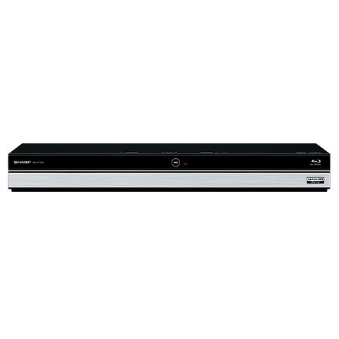 【新品/取寄品】HDD搭載ブルーレイレコーダー AQUOSブルーレイ BD-UT1200