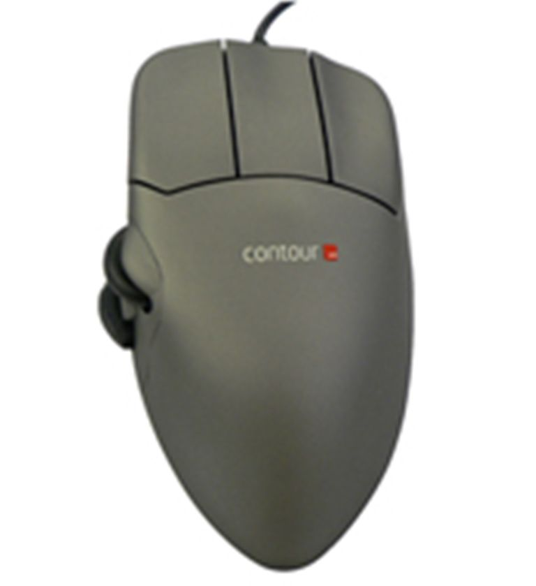 【新品/取寄品/代引不可】ContourMouse L Right Gray(右手用/Lサイズ/グレー) CM/LR/GYJ