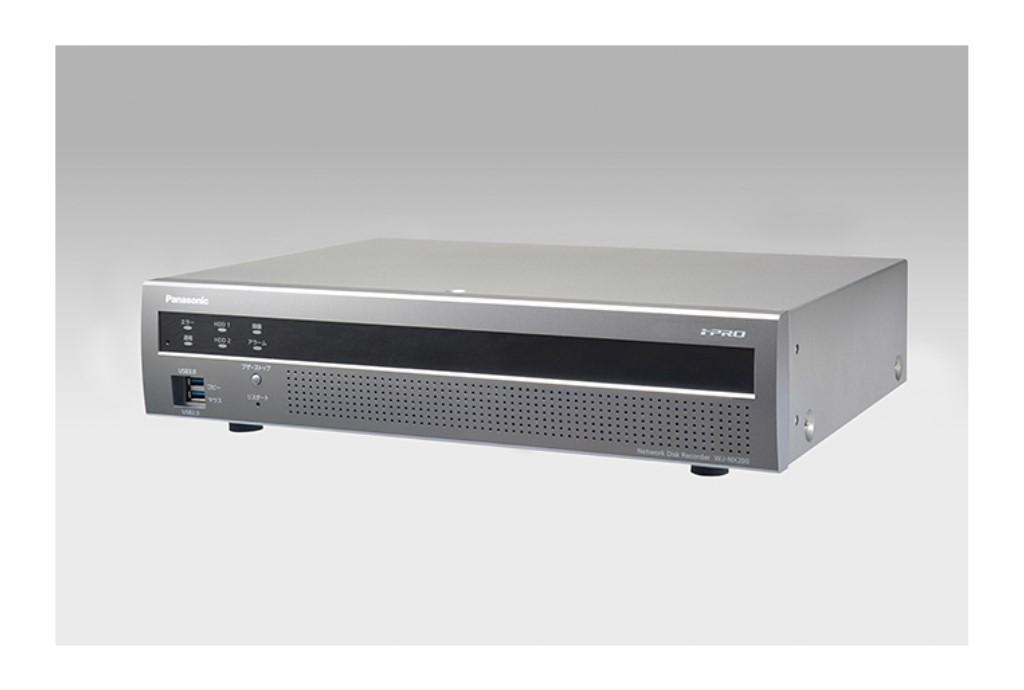【新品/取寄品/代引不可】NWディスクレコーダー(2TB) WJ-NX200/2 WJ-NX200/2