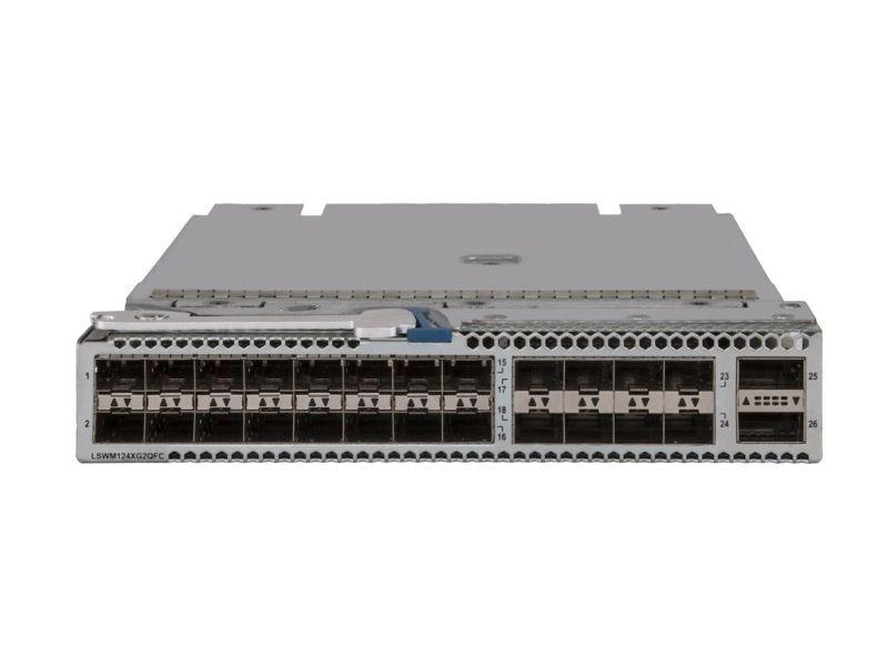 【新品/取寄品/代引不可】HP 5930 24port Converged Port and 2port QSFP+ Module JH184A