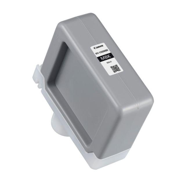 【新品/取寄品/代引不可】インクタンク PFI-1100 MBK[0849C001] PFI-1100MBK