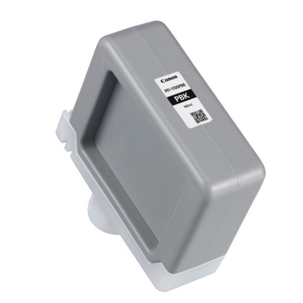 【新品/取寄品/代引不可】インクタンク PFI-1100 PBK[0850C001] PFI-1100PBK