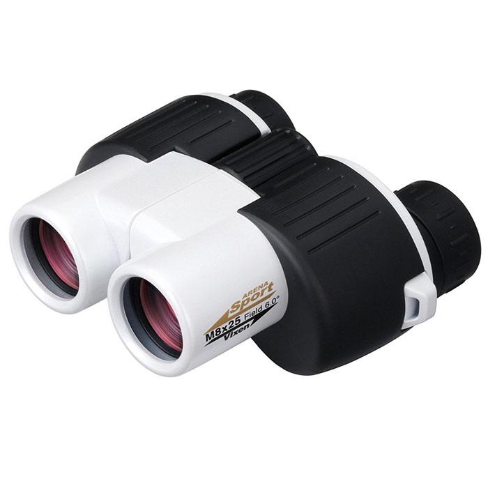 【新品/取寄品】双眼鏡 ARENA Sport M 8×25 ホワイト
