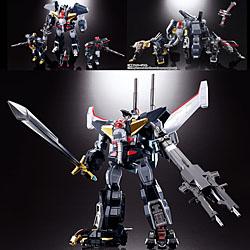 【新品/在庫あり】[バンダイ] 超合金魂 GX-13R 超獣機神ダンクーガ(リニューアルバージョン)