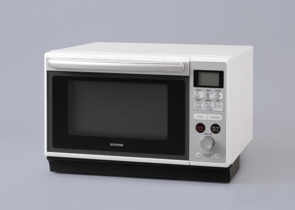 【新品/取寄品】アイリスオーヤマ スチームオーブンレンジ MO-F2402 [ホワイト] (24L)