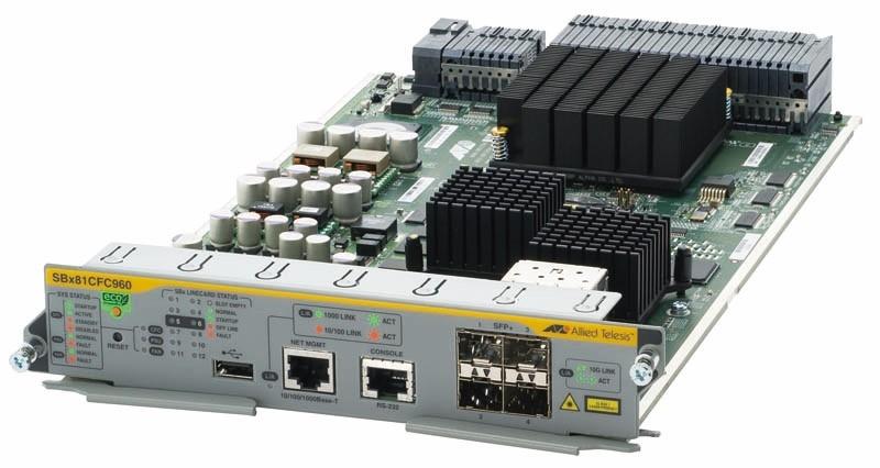 【新品/取寄品/代引不可】AT-SBx81CFC960-AM80L-1Y-Pack[SBx81CFC960本体+AMF40ライセンス1年] P0586