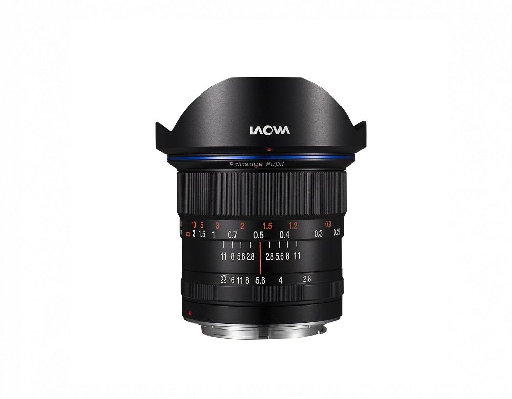 【新品/取寄品】LAOWA 12mm F2.8 Zero-D [キヤノン用]