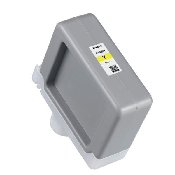 【新品/取寄品/代引不可】インクタンク PFI-1100 Y[0853C001] PFI-1100Y