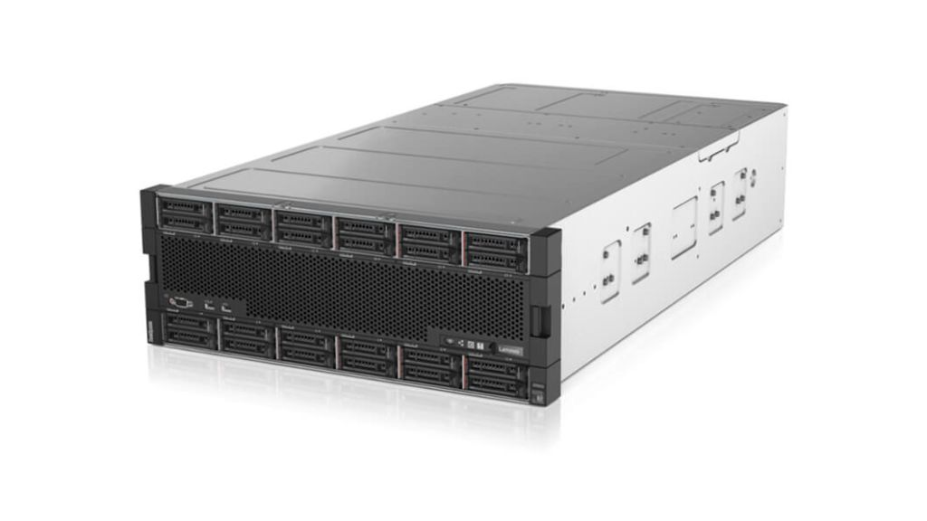 【新品/取寄品/代引不可】ThinkSystem SR950 SAP HANA モデル7X13A00AJP 7X13A00AJP