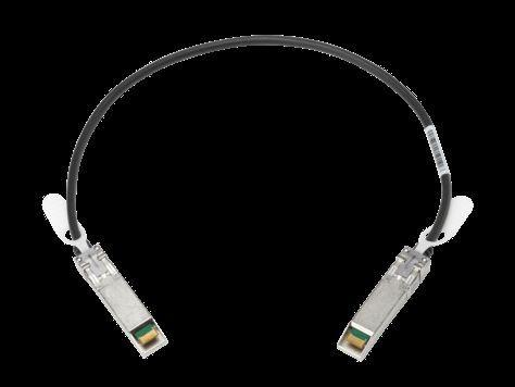 【新品/取寄品/代引不可】25Gb SFP28 to SFP28 DACケーブル 5m 844480-B21