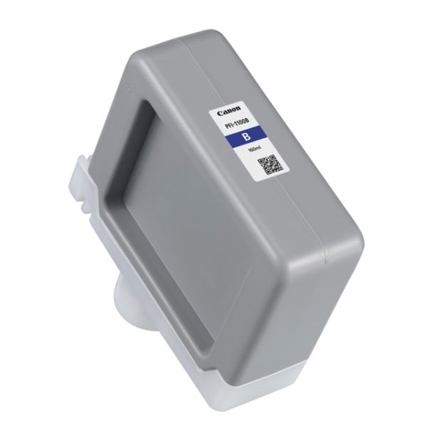 【新品/取寄品/代引不可】インクタンク PFI-1100 B[0859C001] PFI-1100B