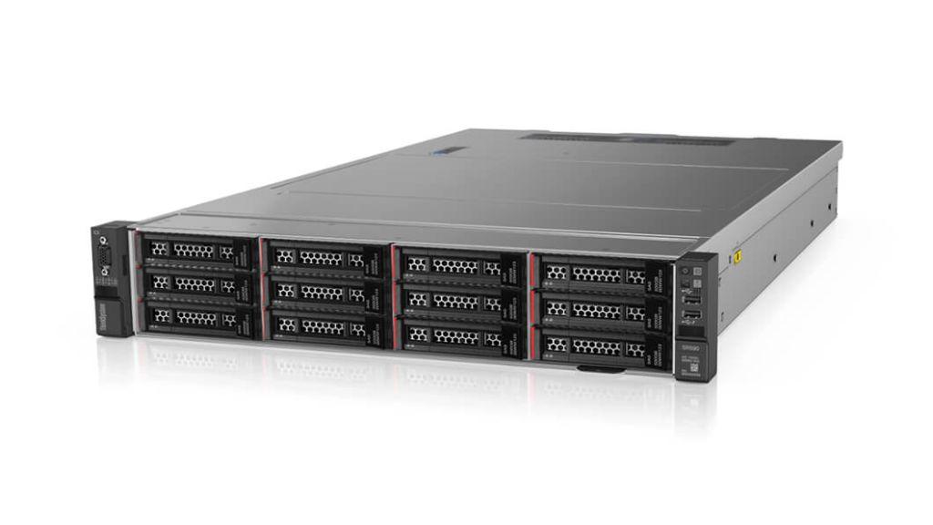 【新品/取寄品/代引不可】ThinkSystem SR590 モデル7X99A02RJP 7X99A02RJP