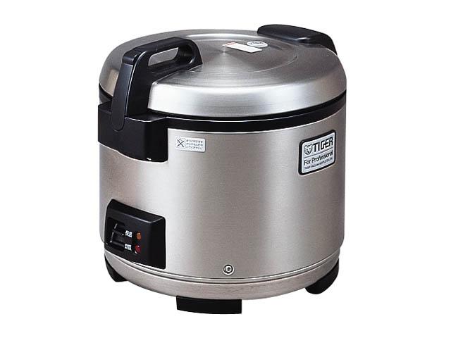 【新品/取寄品】業務用炊飯ジャー 炊きたて JNO-B360 ステンレス