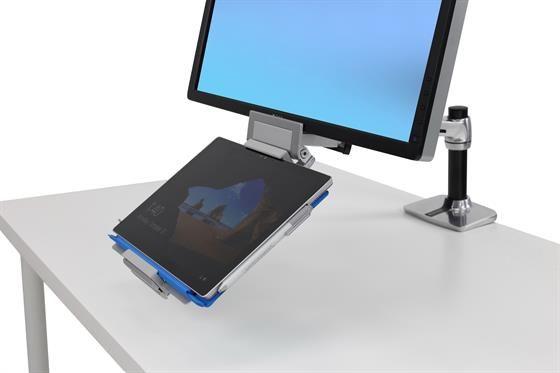 【新品/取寄品/代引不可】マイクロソフトSurface用タンデムタブレットホルダー 85-046-231