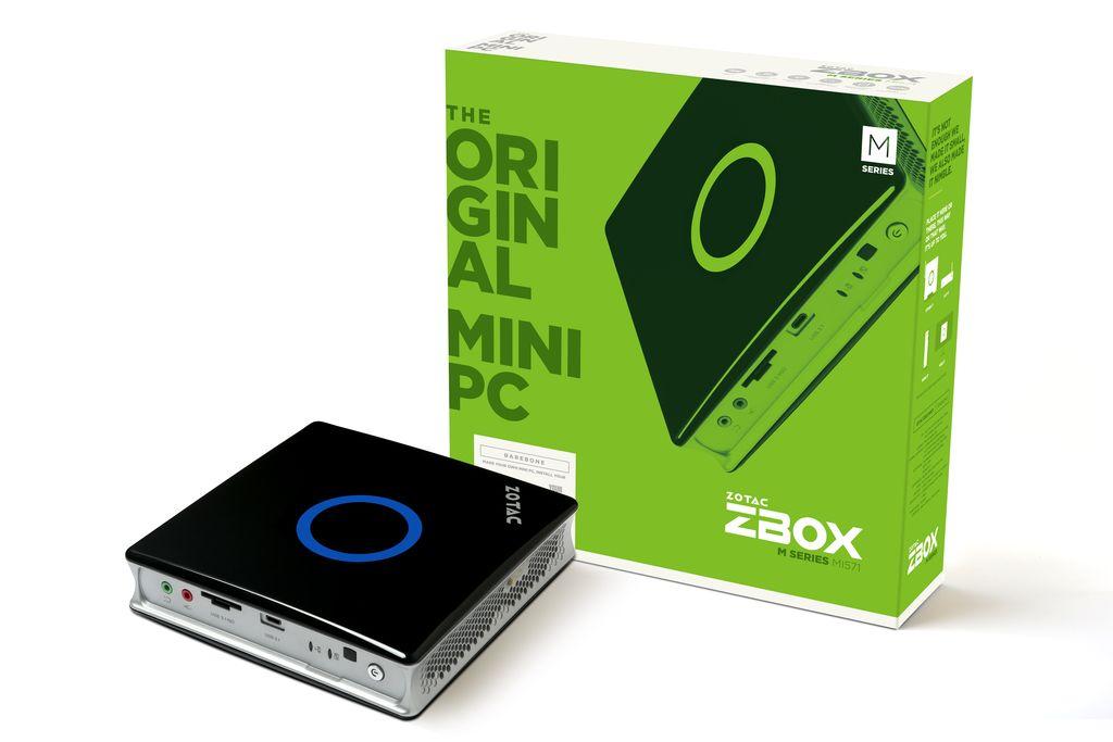 【新品/取寄品】ZOTAC ZBOX NANO MI571 Bareborn ZBOX-MI571-J