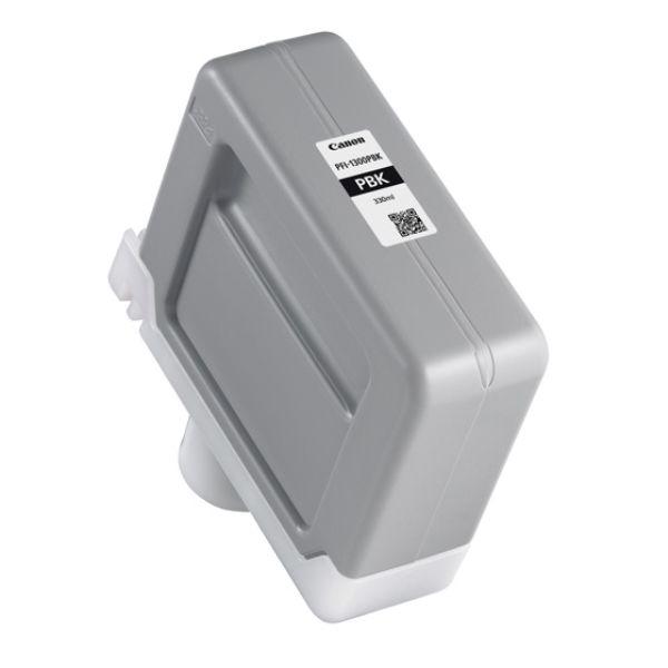 【新品/取寄品/代引不可】インクタンク PFI-1300 PBK[0811C001] PFI-1300PBK