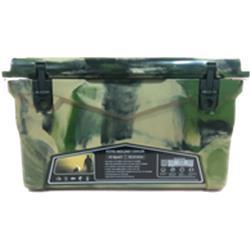 【新品/取寄品/代引不可】Iceland HardCoolerBox 45QT (42.6L) Army Camo CL-04502【日本正規品】【北海道・沖縄・離島配送不可】