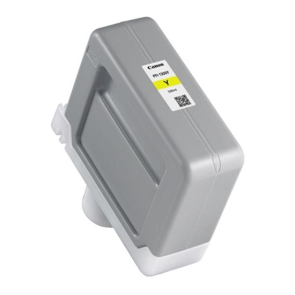 【新品/取寄品/代引不可】インクタンク PFI-1300 Y[0814C001] PFI-1300Y