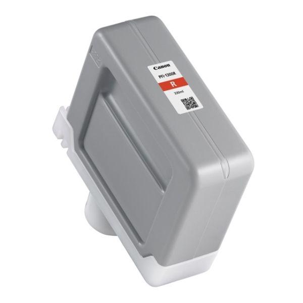 【新品/取寄品/代引不可】インクタンク PFI-1300 R[0819C001] PFI-1300R