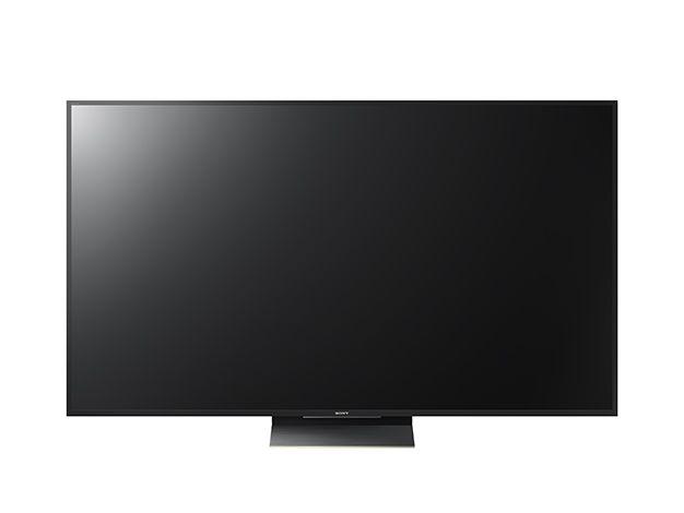 【新品/取寄品/代引不可】温泉地向け仕様 75V型 業務用 4K対応 デジタルハイビジョン液晶テレビ BRAVIA Z9D/BZR KJ-75Z9D/BZR