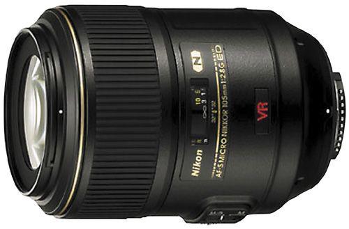 【他店印付/在庫あり】Nikon AF-S VR Micro-Nikkor 105mm f/2.8G IF-ED