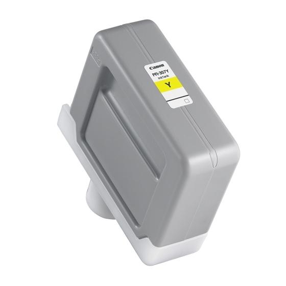 【新品/取寄品/代引不可】インクタンク PFI-307Y[9814B001] PFI-307Y