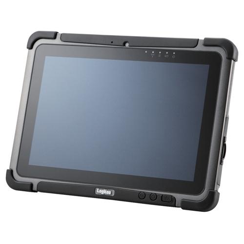 【新品/取寄品/代引不可】ZEROSHOCKタブレット/Win10 IoT/ハイスペック版/ドコモ用SIMスロット搭載/点検エースバンドル版 LT-WMT10HD/SET1