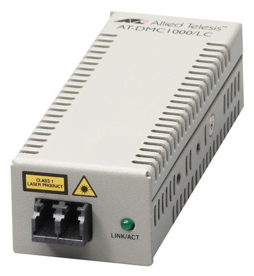 3339RT7 【新品/取寄品/代引不可】AT-DMC1000/LC-T7アカデミック [1000BASE-Tx1、1000BASE-SX(LC)x1(デリバリースタンダード保守7年付)]