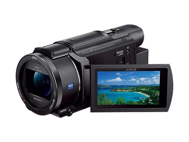 【新品/在庫あり】デジタル4Kビデオカメラレコーダー Handycam FDR-AX60-B ブラック