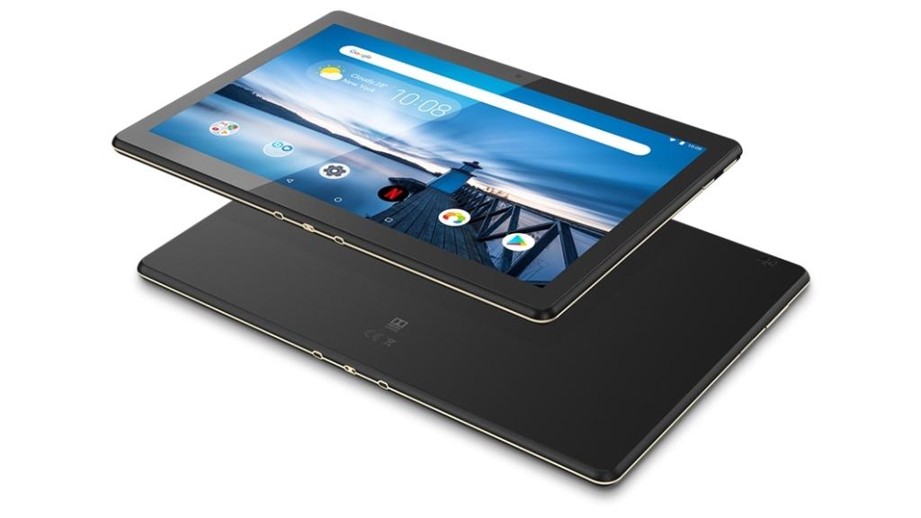 【新品/取寄品/代引不可】Lenovo Tab M10(10.1/Android 9.0/スレートブラック/2GB+16GB/WWANなし) ZA4G0071JP