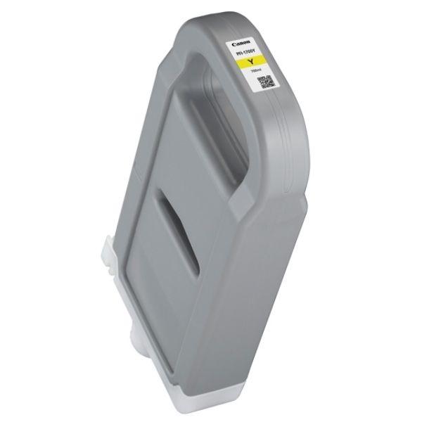 【新品/取寄品/代引不可】インクタンク PFI-1700 Y[0778C001] PFI-1700Y