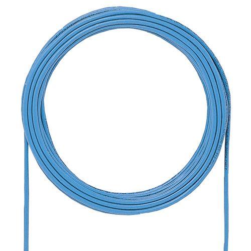 【新品/取寄品/代引不可】カテゴリ5eUTP単線ケーブルのみ 200m ブルー KB-T5-CB200BLN