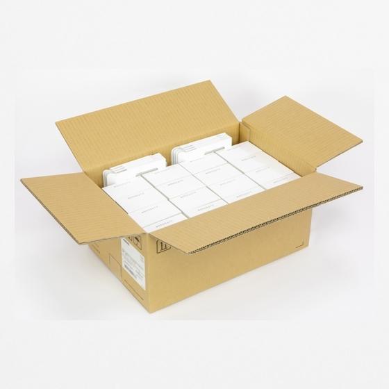 【新品/取寄品/代引不可】名刺 両面マット シルクホワイト徳用箱[3255C002] 3255C002