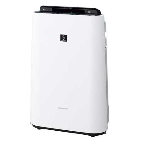 【新品/取寄品】加湿空気清浄機 KC-G50-W ホワイト