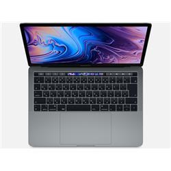 【新品/取寄品】MR9R2J/A MacBook Pro 512GB 13インチRetina Touch Bar搭載 スペースグレイ