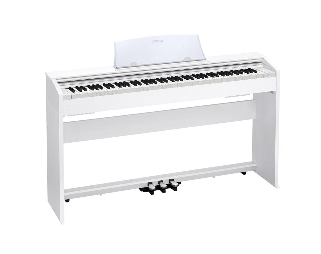 【新品/取寄品/代引不可】カシオ 電子ピアノ PX-770WE PX-770WE