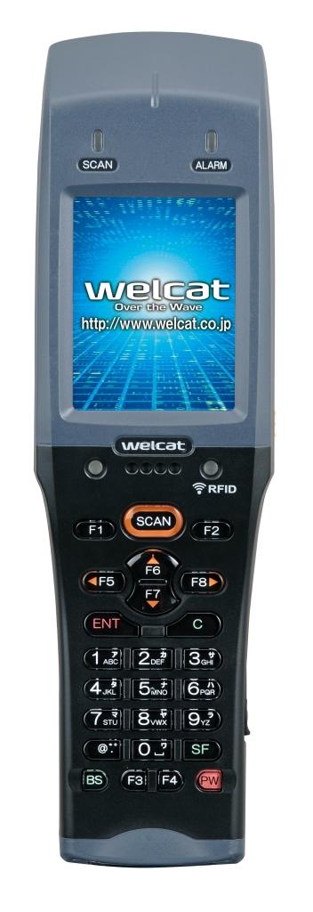 【新品/取寄品/代引不可】新UHF帯無線ICタグハンディターミナル XIT-261-G