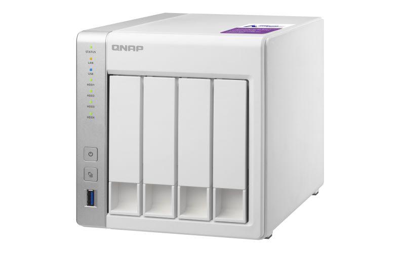 【新品/取寄品/代引不可】TS-431P 4TB HDD搭載モデル (ミドルクラス 1TBx4 搭載) TS-431P/4TB