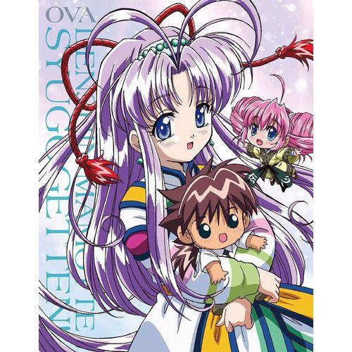【新品/取寄品】OVA「伝心 まもって守護月天!」BD-BOX