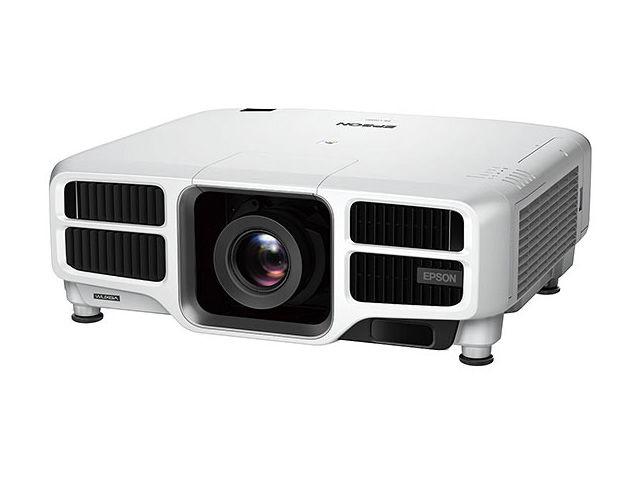 【新品/取寄品/代引不可】ビジネスプロジェクター EB-L1500UH(レーザー光源/12000lm/WUXGA/レンズ別売/ホワイトモデル) EB-L1500UH
