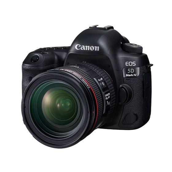 【他店印付/在庫あり】EOS 5D Mark IV EF24-70L IS USM レンズキット