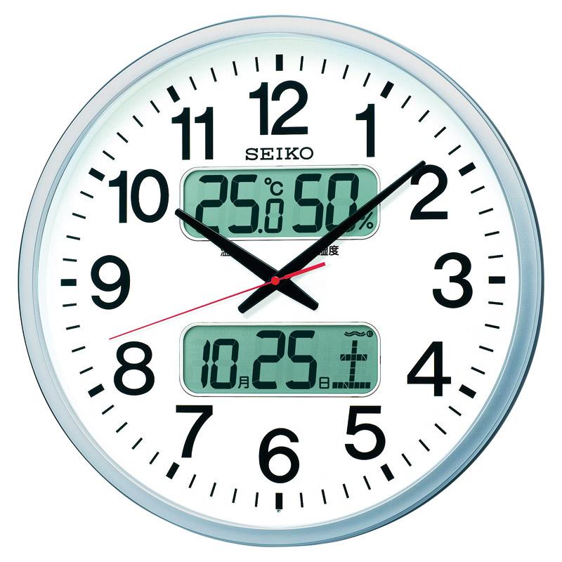 【新品/取寄品】【特選商品】セイコー 大型電波掛時計 KX237S
