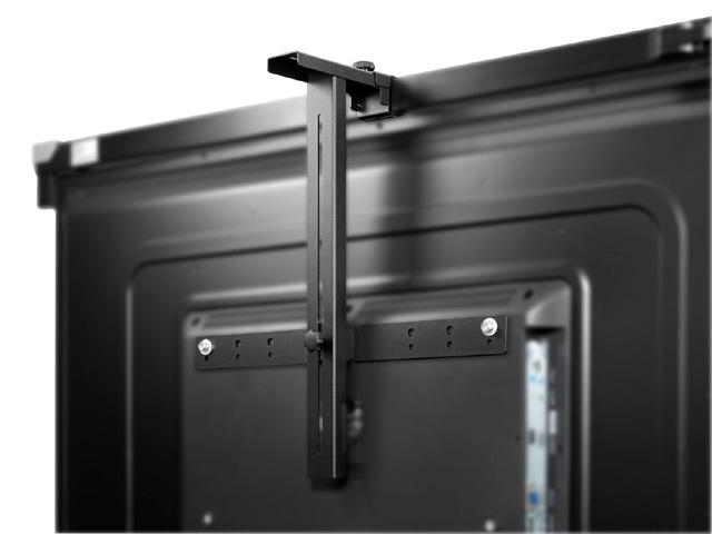 【新品/取寄品/代引不可】大型テレビ・液晶ディスプレイ用タッチ化ユニット用落下防止金具 DA-TOUCH/AT2